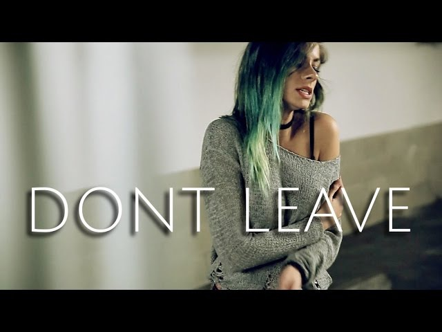 Snakehips MØ - Don't Leave (Andie Case Cover)