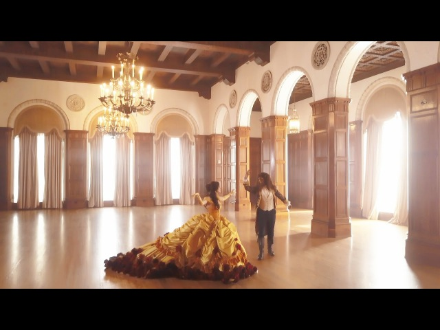 Beauty and the Beast - Traci Hines Nick Pitera (OFFICIAL VIDEO)