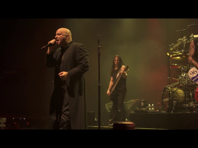 Disturbed The Infection Live in Zurich
