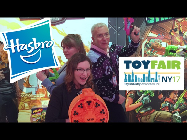 Toy Fair 2017: Hasbro's Star Wars, My Little Pony, Nerf, FurReal Friends, and more