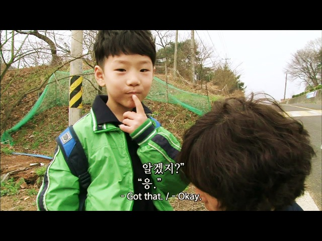Screening Humanity 인간극장 'Mom' is a Special Word part 1 2014 06 02