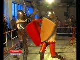 Средневековые бои на мечах в 21-ом веке. В Гомеле впервые прошел турнир по этому б ...