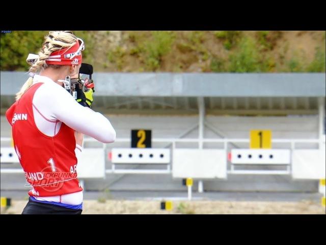 Biathlon - DM - Damen