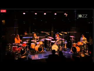 Tootie Heath: The Whole Drum Truth: Music on jazz at Lincoln Center: