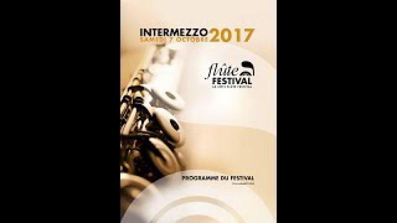 E. Magalif SWANS ON THE ALPSEE Flute Orchestra. La Côte Flûte Festival Intermezzo-2017