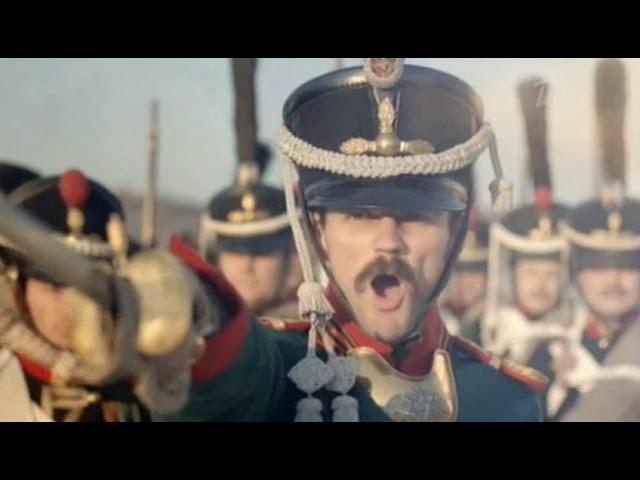 1812 г История похода Наполеона на Россию часть 2