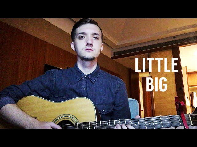 LITTLE BIG LOLLY BOMB Alexandr Grechanik cover