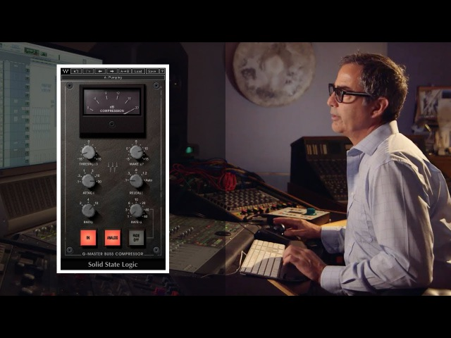 Fine-Tuning Parallel Compression on Drums – Tony Maserati's SSL Tip 1