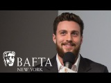 Aaron Taylor-Johnson In Conversation  BAFTA New York