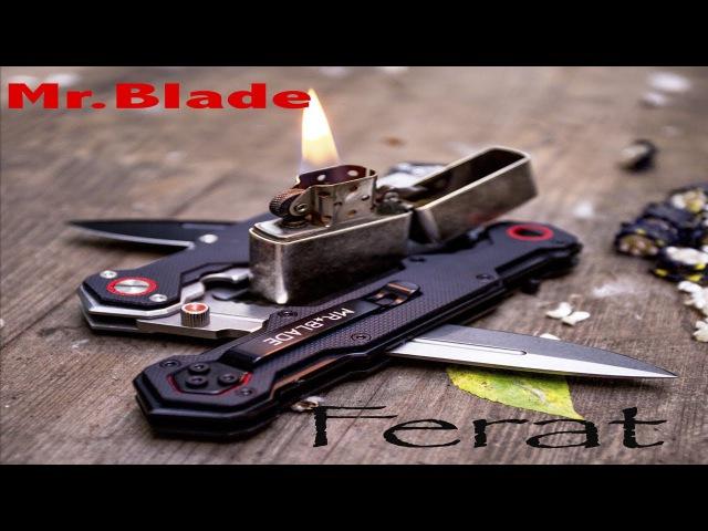 Обзор На Складные Ножи FERAT От MR.BLADE