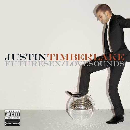 Justin Timberlake альбом FutureSex/LoveSounds