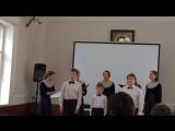 Беловежская пуща ))) хор Богоявление )))