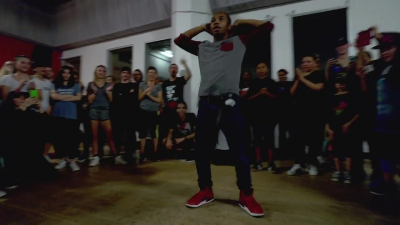 WORK - Rihanna Dance Video _ @MattSteffanina Choreography ft Fik-Shun
