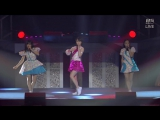 LIVE Sato Masaki, Oda Sakura &amp Kudo Haruka - Take off is now! (My Vision 2016 @ Budokan)
