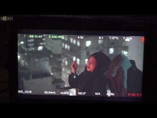 [RUS.SUB.] 161212 Съёмки клипа K.A.R.D – Oh NaNa