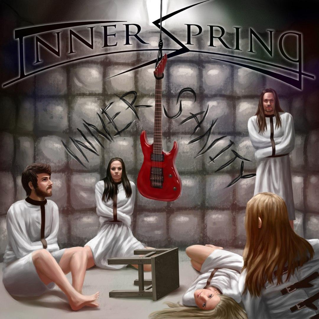Дебютный EP группы INNER SPRING - Innersanity (2017)