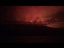 Извержение вулкана Ла-Кумбре (Галапагосы); видео: Galápagos Naciente