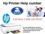 Instant solution call now 1-866-224-8319 Hp printer customer service