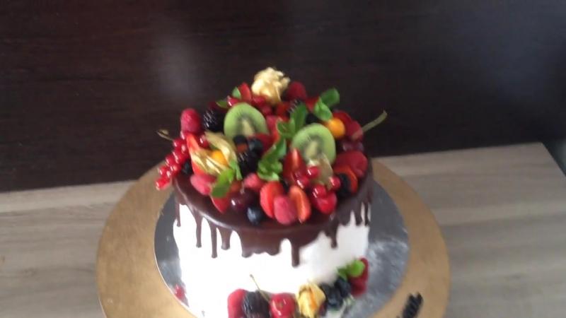 Торт для сестренки Марина Алдохина
