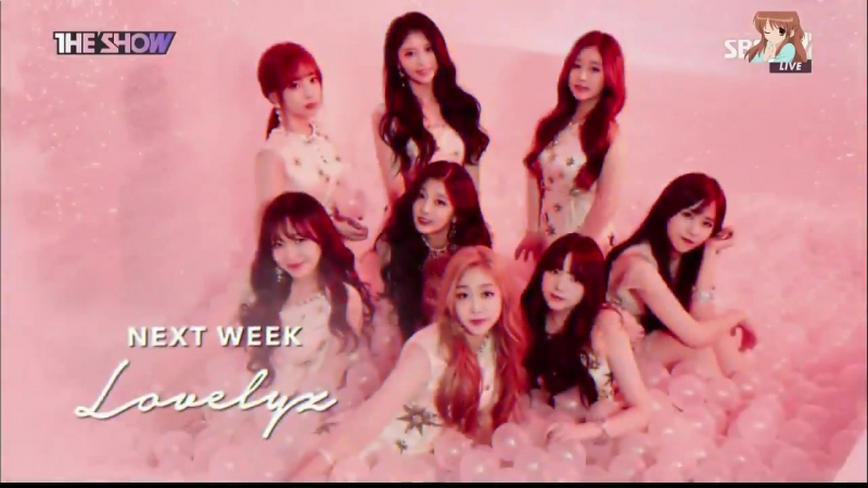 [171115] The Show - Lovelyz's Comeback Next Week Preview.
