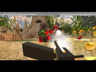 #6 ant sandbox attack - разрушаемость в игре