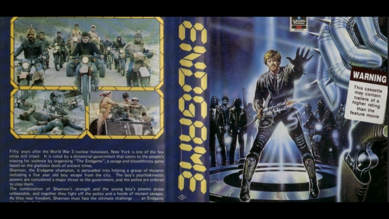 Конец игры: Последняя битва за Бронкс / Endgame : Bronx lotta finale (1983)