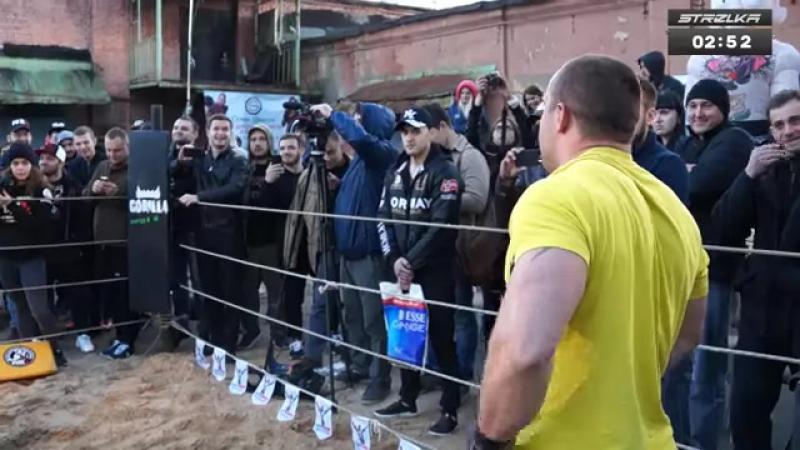 Водитель КАМАЗА против Профика ММА