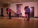 Сексуальный танец Bachata