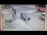 Ужасная авария! Трупы прямо на дороге