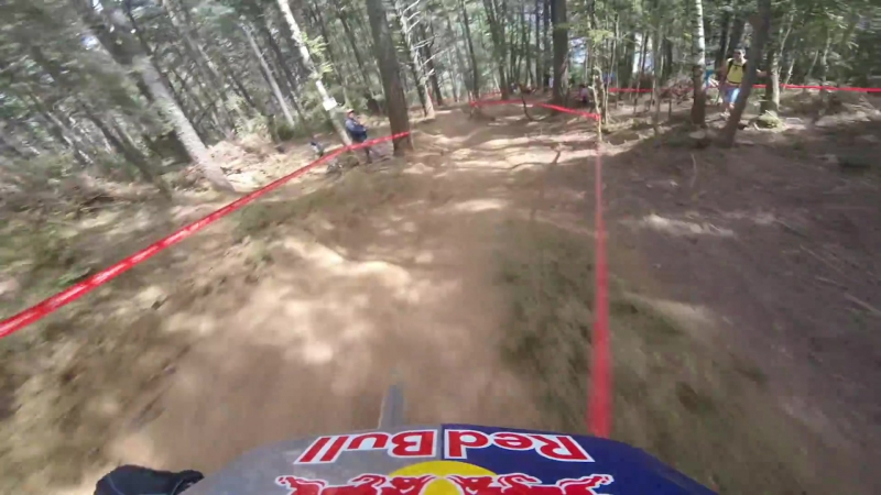 GoPro׃ Rachel Athertons 13 Consecutive World Cup Win - Overall Winner of the UCI MTB World Cup 2016