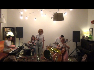 Reed`s - Give Me A Reason To Love You (Portishead cover)