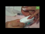 SNS NAILS - Signature Nail Systems _ How to use N. Balance Out Dipping Powders Dip it instruction 3