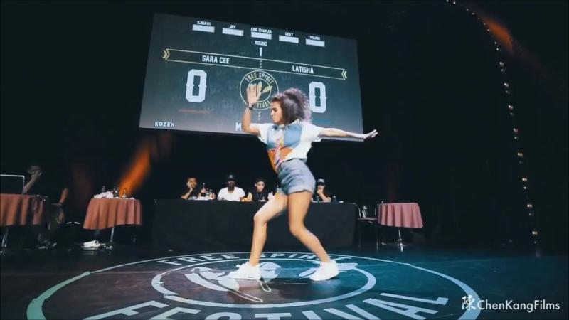 FREE SPIRIT FESTIVAL. Dancehall Final- Лена Саргсян.