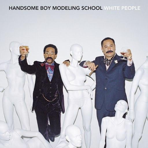 Handsome Boy Modeling School альбом White People