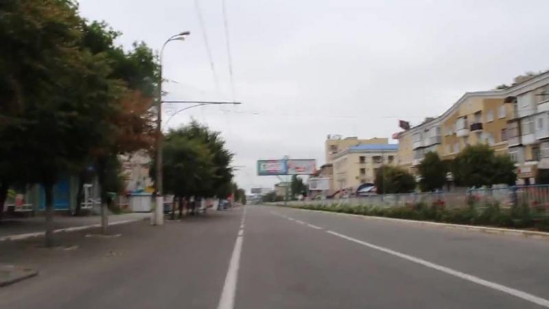 Луганск. 19 августа, 2014. Центральная часть города. (Грэм Филлипс)