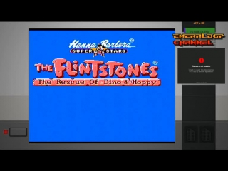 The Flintstones: The Rescue of Dino & Hoppy (Dendy) / EmeraldGP Channel