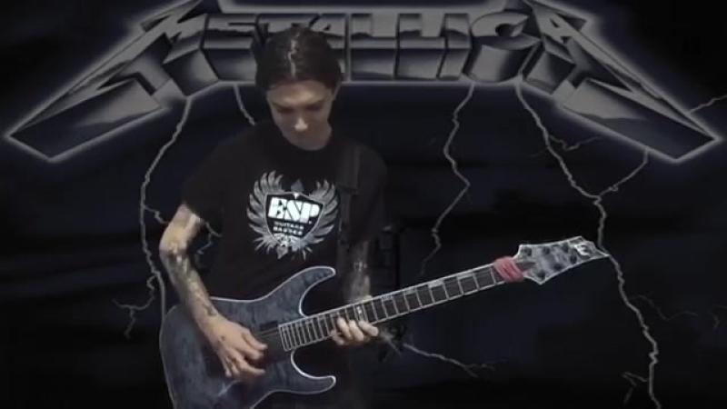 Metallica Monday Creeping Death solo cover
