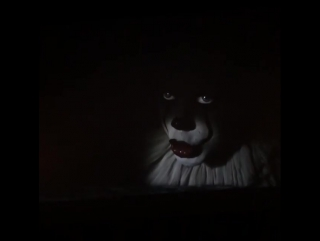 Patrick Mills в Instagram «Sneak Preview of IT (2017) 🤡🎈 which was featured before Annabelle Creation. #Pennywise #ITMovie #Bill