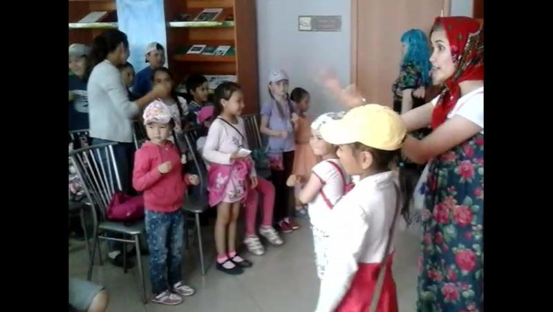 Танец Фиксики ученики школы №13
