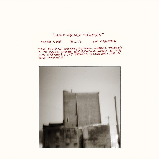 Godspeed You! Black Emperor альбом Luciferian Towers