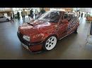 VOLKSWAGEN GOLF III CARBON VR6 TURBO 4 MOTION RACING CAR WALKAROUND VW GOLF 3 950HP
