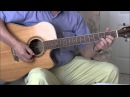 How deep is your love Bee Gees - Easy Guitar / Guitarra fácil - Alfonso Baeza