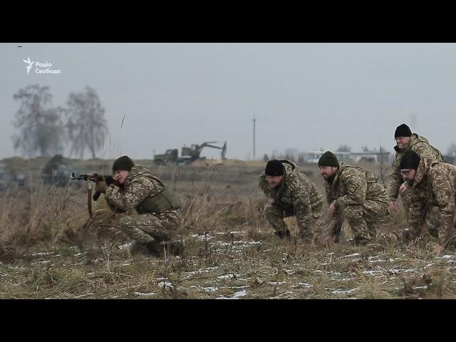 Капелани проходять військовий вишкіл на Яворівському полігоні РадіоСвобода