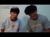 Hiss &amp Huckle  Beatboxer Copy medley  Tag Team!!