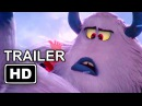 SMALLFOOT Official Trailer 1 (2018) Channing Tatum Animated Movie HD