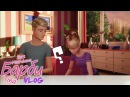 Barbie Vlog Барби Влог Привью 39 Tina Bars MacAdams