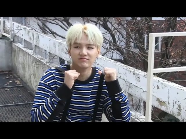 BTS SUGA (방탄소년단) - When SUGA Forgot His SWAG!