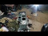 Собираем мотор 1.9 на классику 2107. Часть 2. Блок 21213 первый запуск