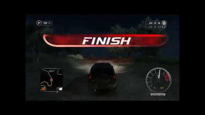Гонки на внедорожниках и победа в дуэли выиграв машину Volkswagen 9 - Test Drive Unlimited 2