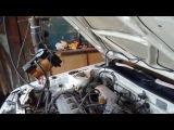 Промывка инжектора на тойоте короне 90г